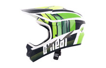 O'NEAL Fury RL DH Casque green